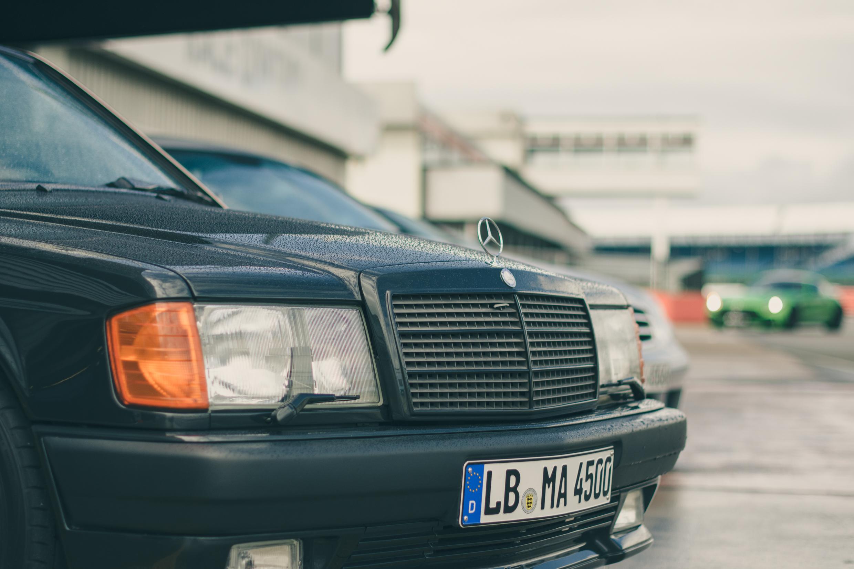 Mercedes 190 E AMG 3.2