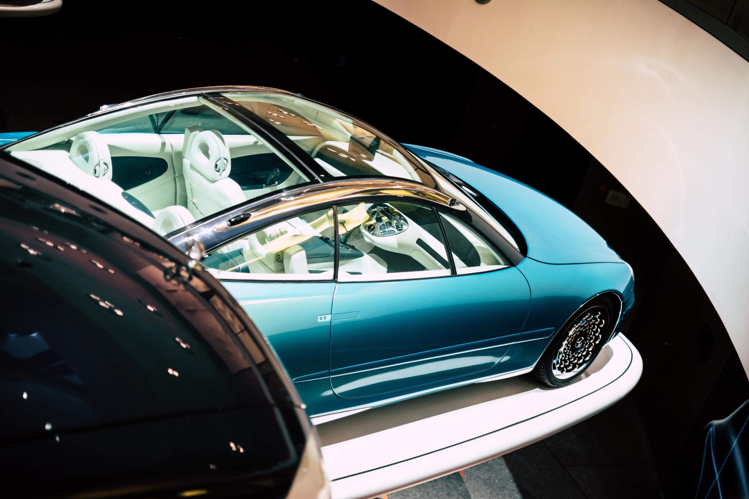 Mercedes-Benz Museum F200 concept