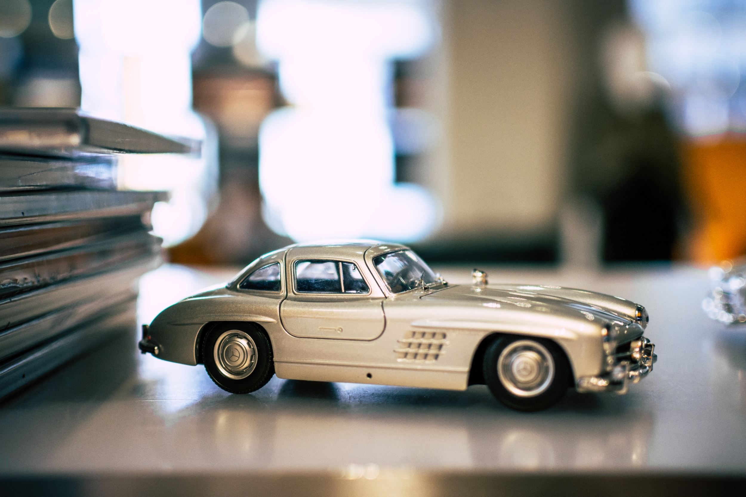 Mercedes-Benz Museum gift shop