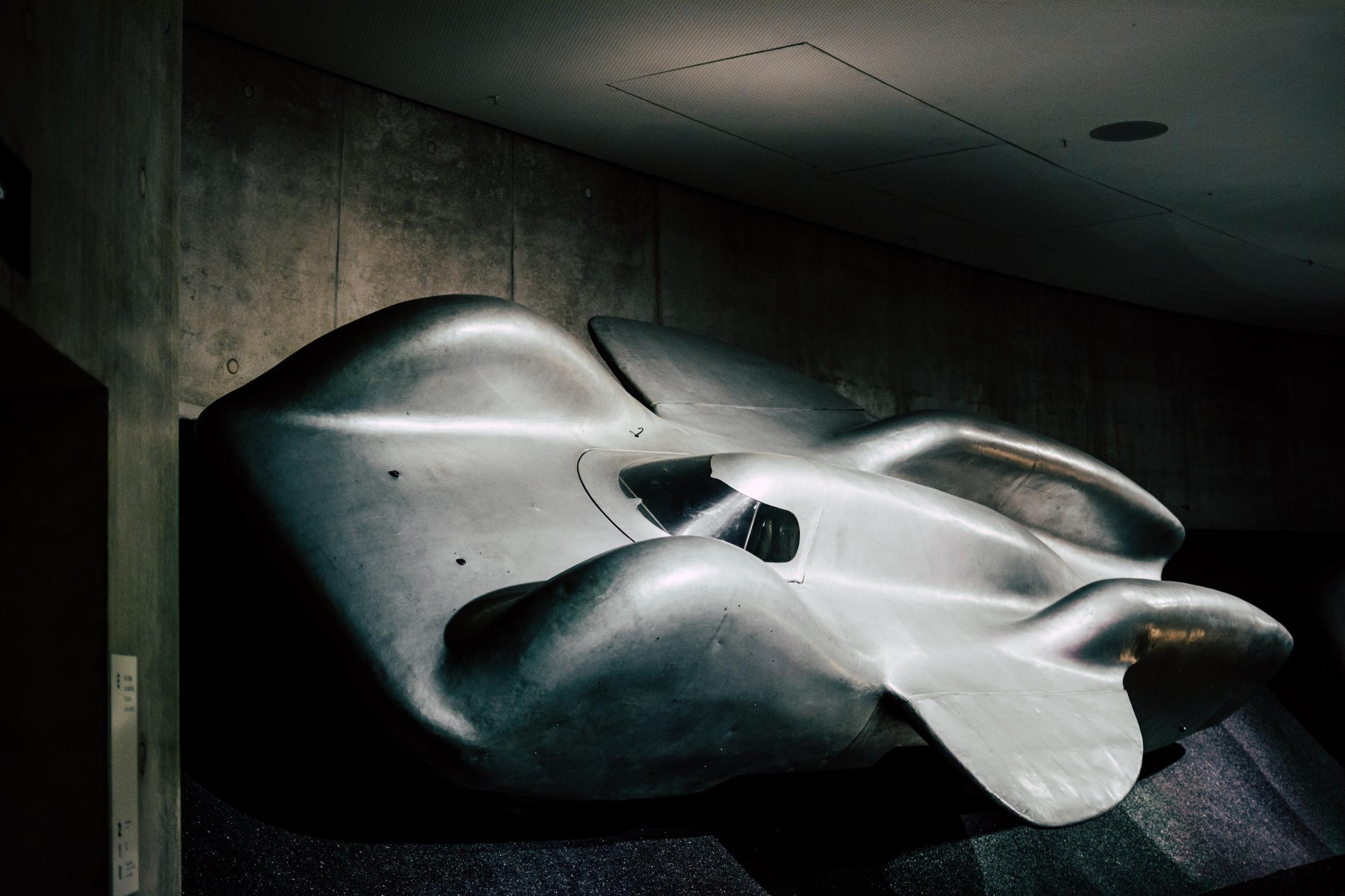 Mercedes-Benz Museum T80 Rekordwagen