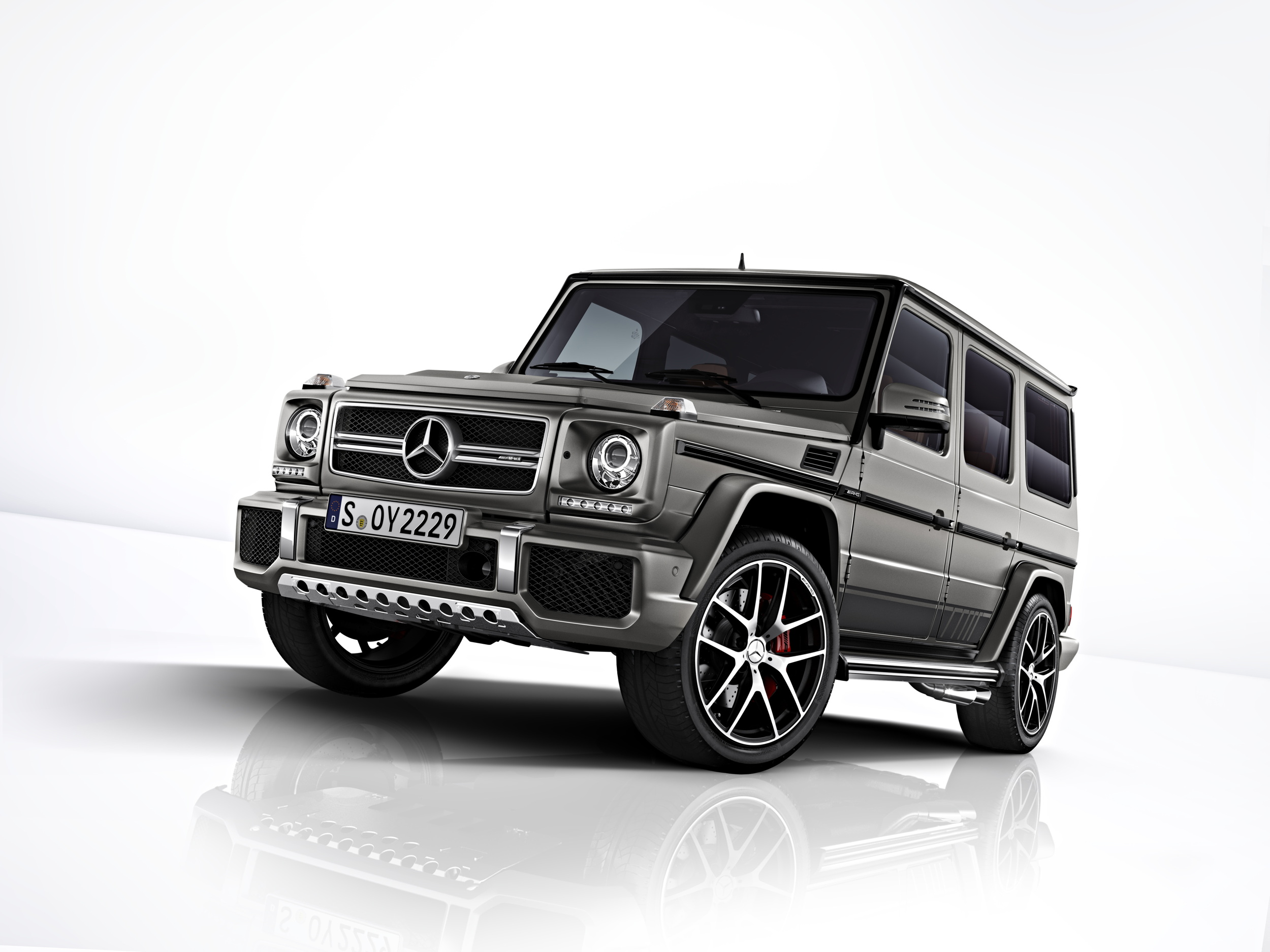 Mercedes-AMG G 63 and G 65 Exclusive Edition