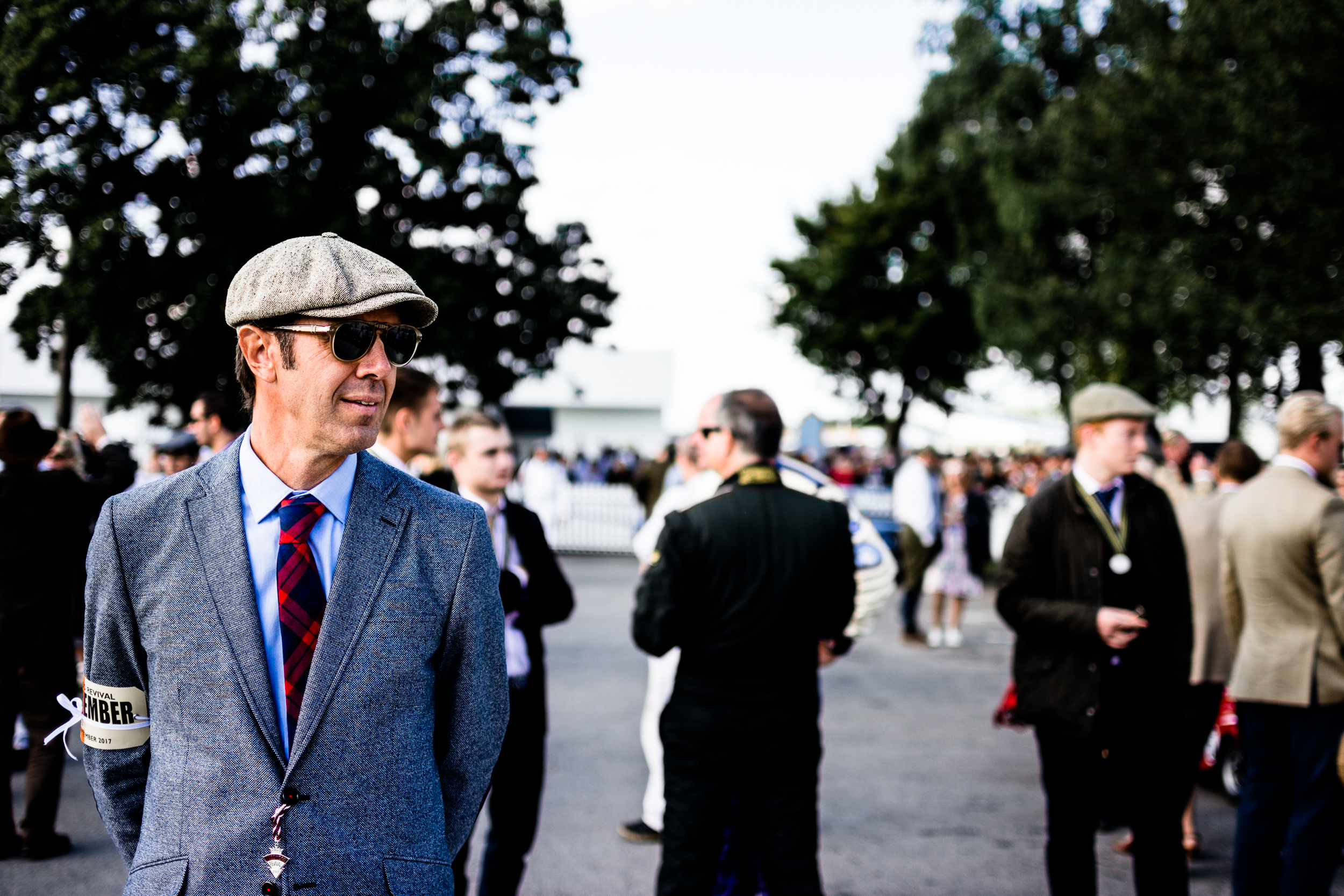 2017 Goodwood Revival fashion style