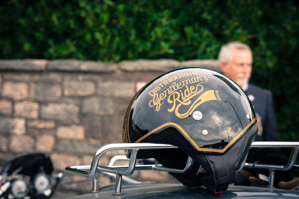 Distinguished Gentleman's Ride 2017