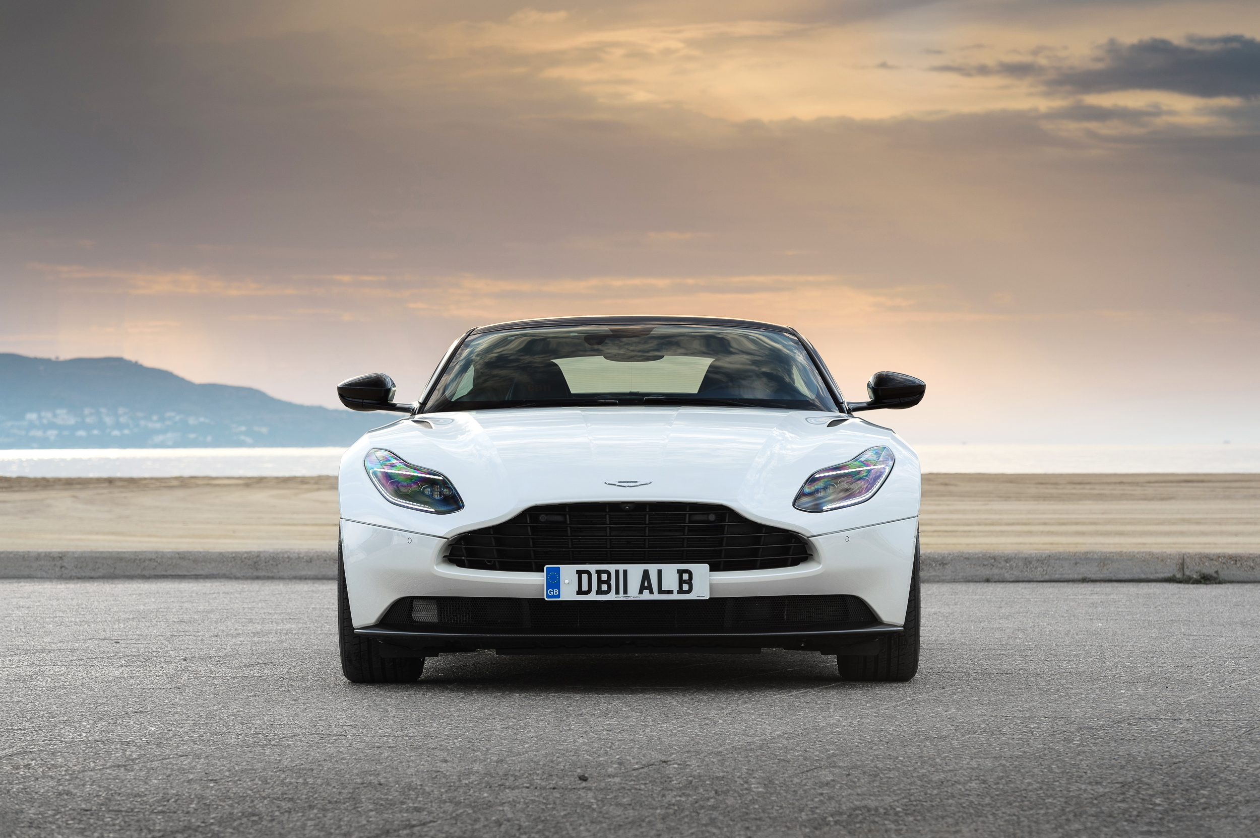 flat out magazine first drive aston martin db11 v8 flat out magazine. Black Bedroom Furniture Sets. Home Design Ideas