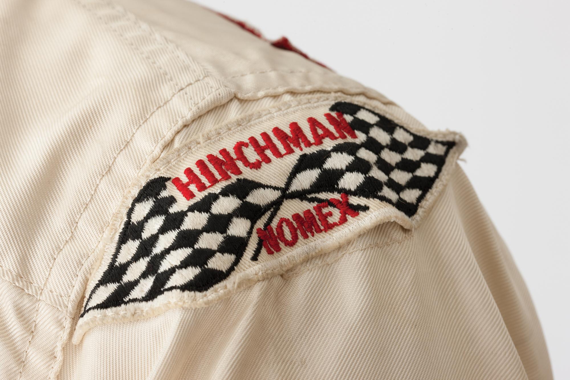 Steve McQueen Le Mans Hinchman overalls