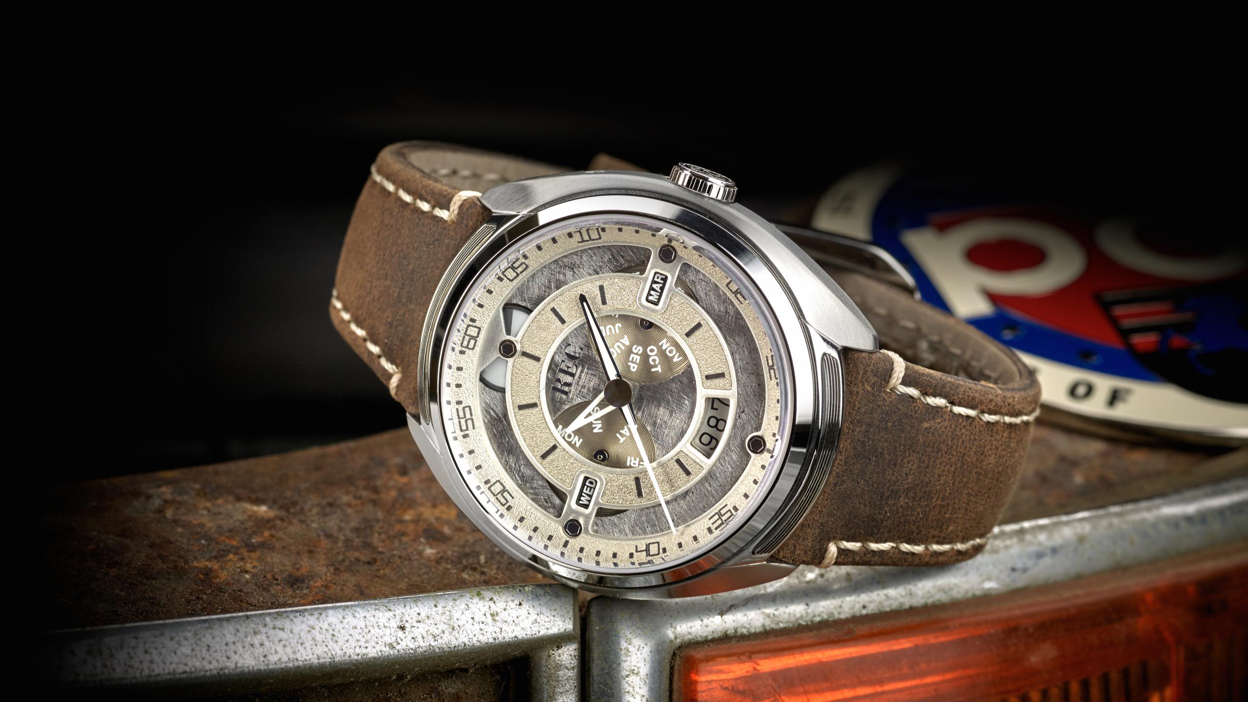 REC Porsche 901 Watch