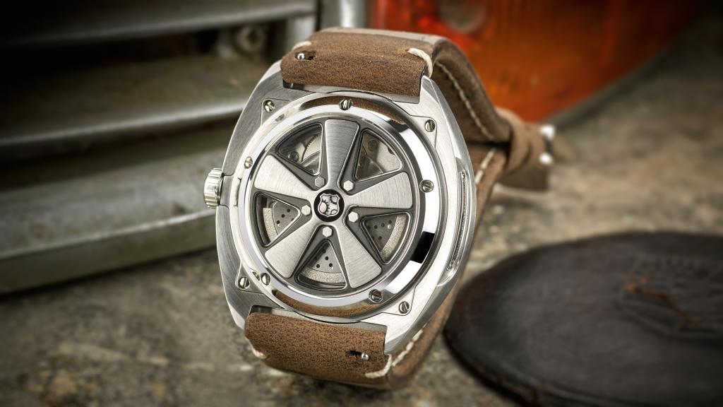REC Porsche 911 Watch