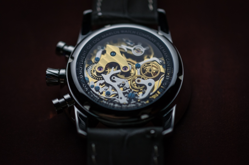 Marloe Lomond Chronoscope