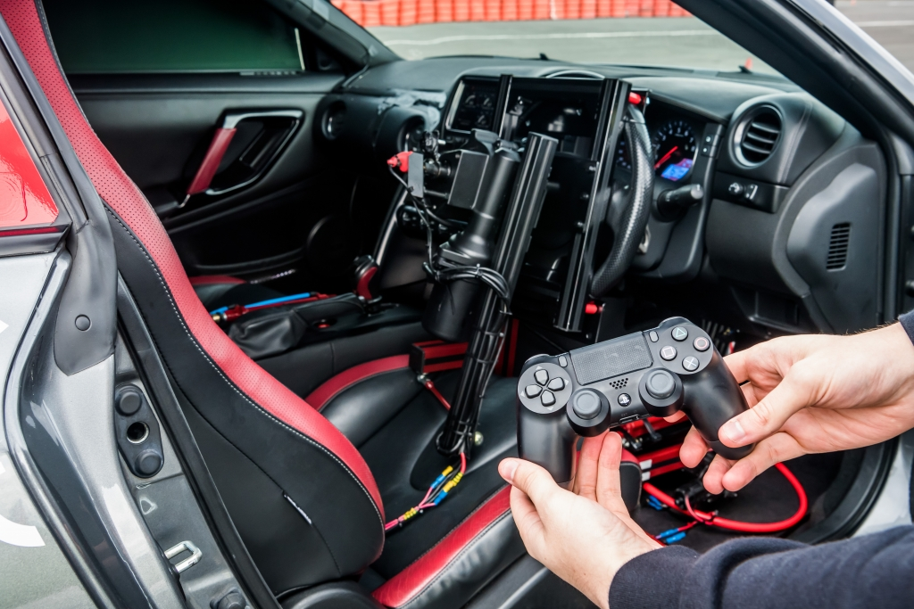 Nissan GT-R Remote Control