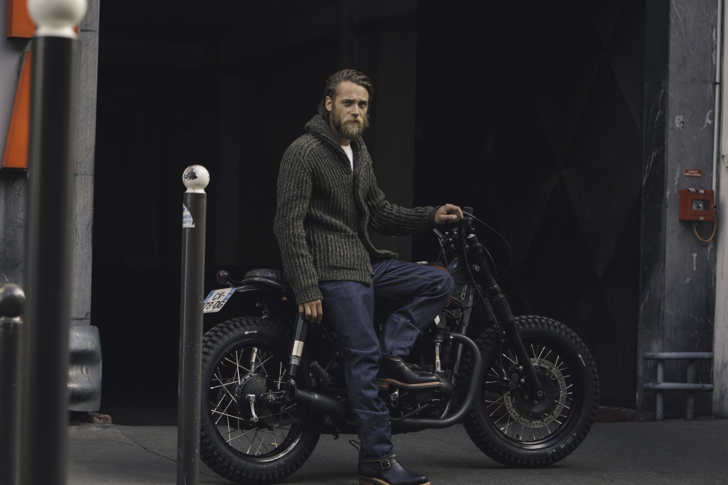 RM Williams x Blitz Motorcycles Boots