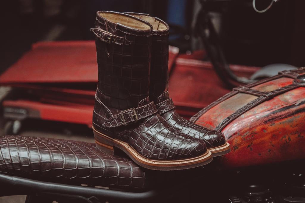 RM Williams x Blitz Blitz Motorcycles Boots