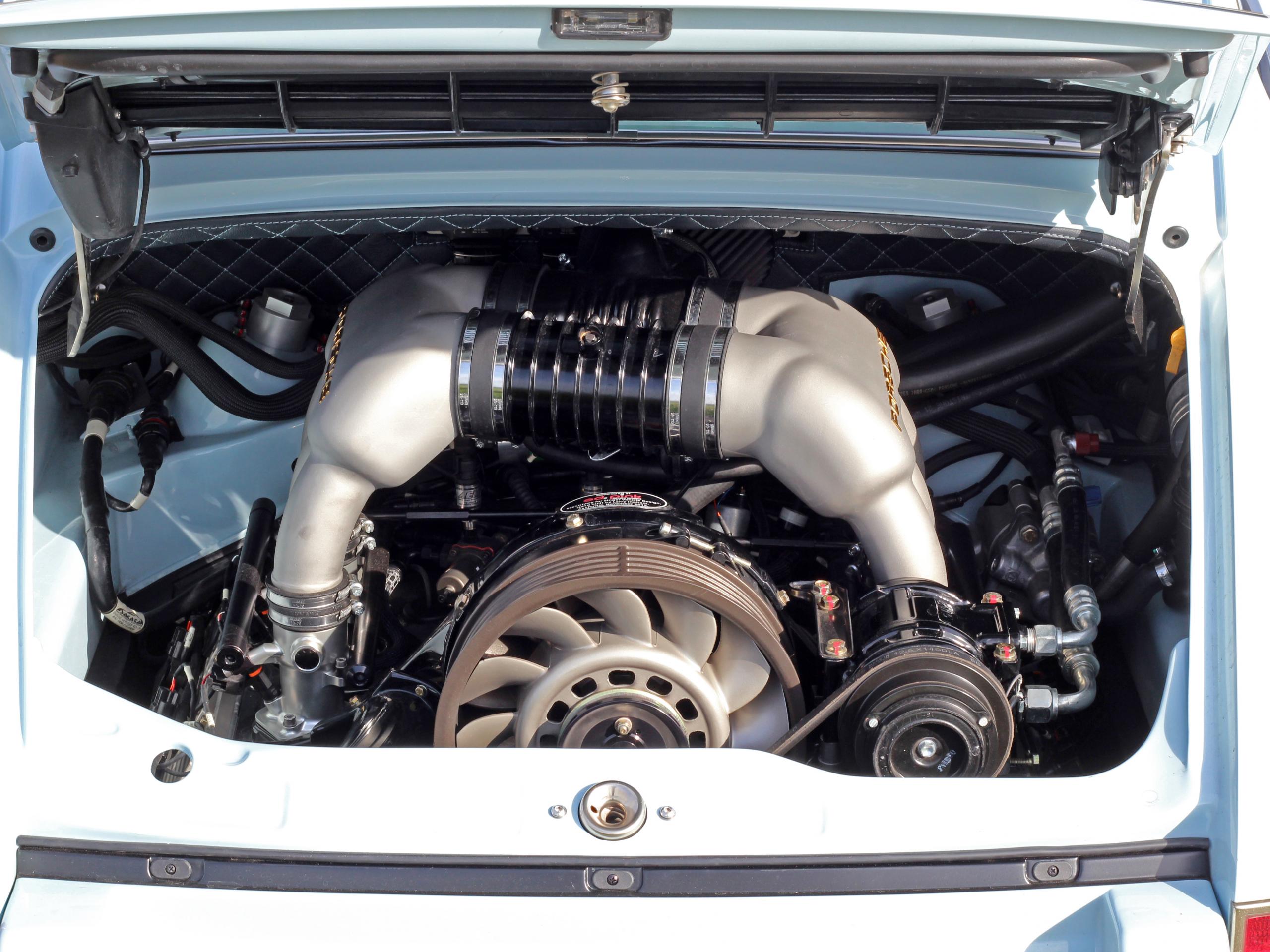 Porsche 911 by Singer Dorset engine