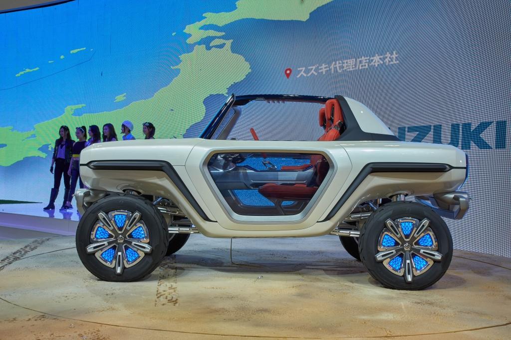 Tokyo Motor Show 2017 Suzuki e-Survivor