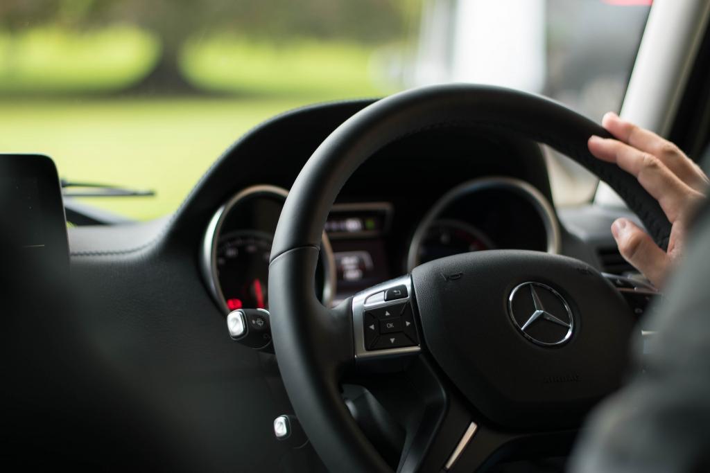 Mercedes-Benz G-Class Stonor Park