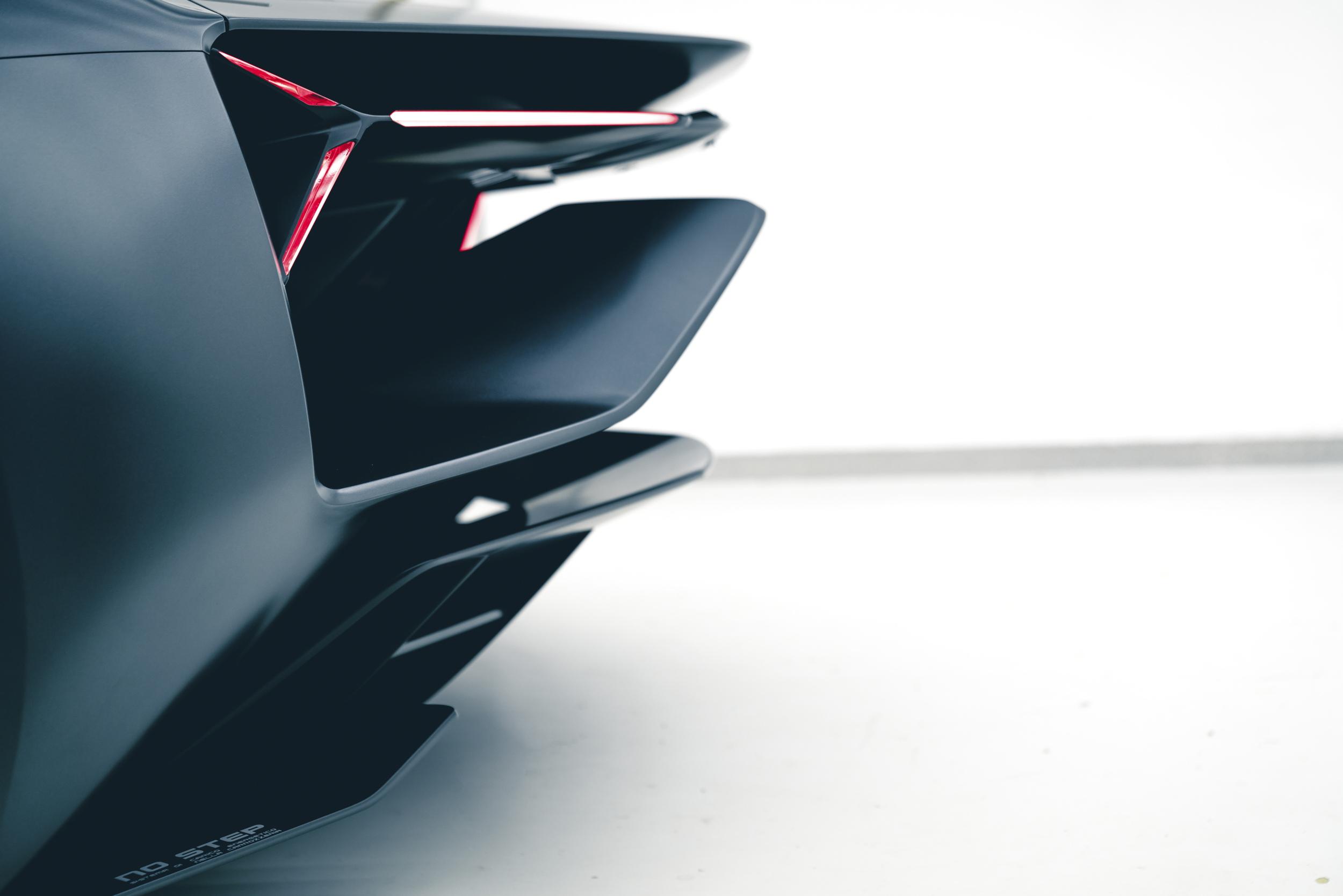 Lamborghini Terzo Millennio detail