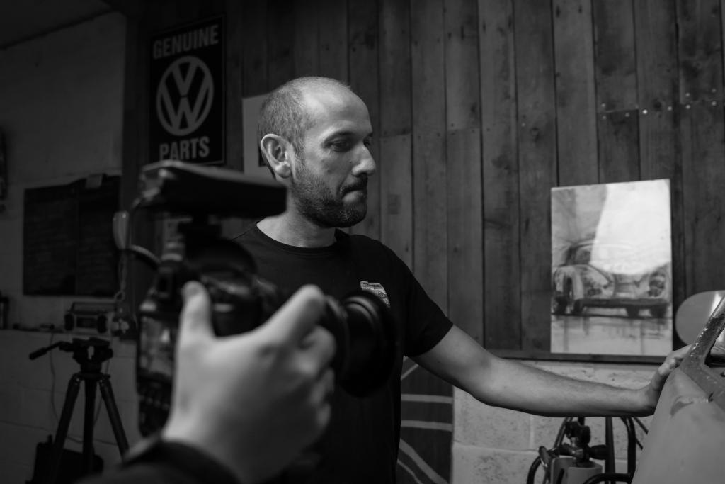 RideClub Reportage: Rob Doctor Ferdinand