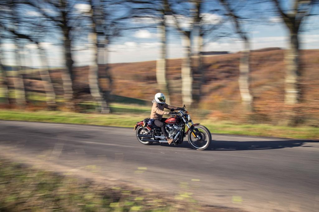 2018 Harley-Davidson Breakout