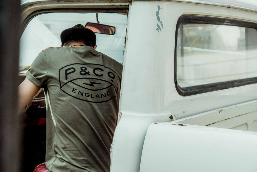 Provision & Co. Clothing