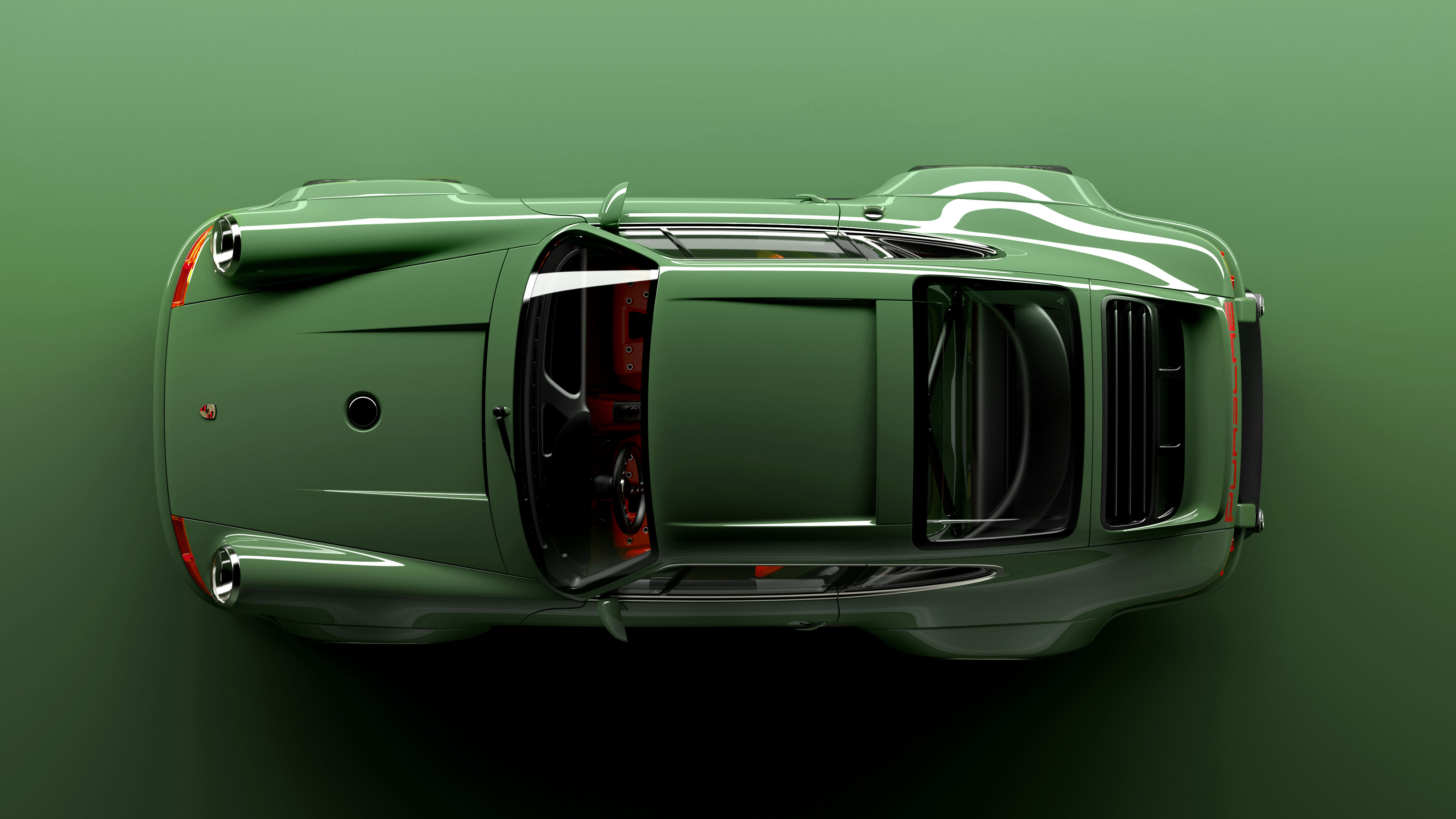 Porsche 911 by Singer & Williams