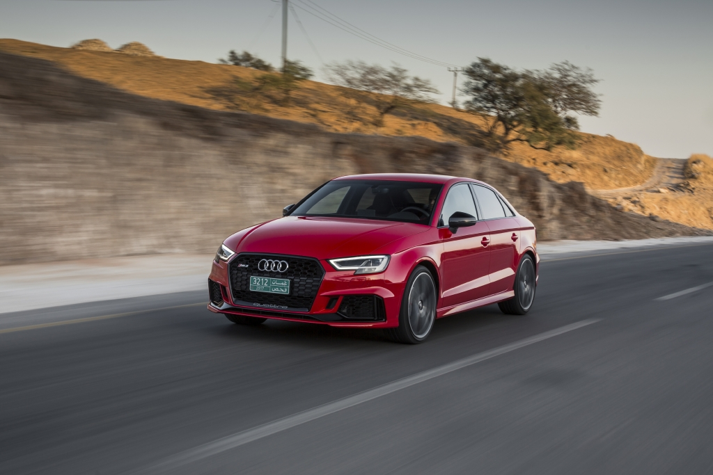 Audi RS 3 Saloon