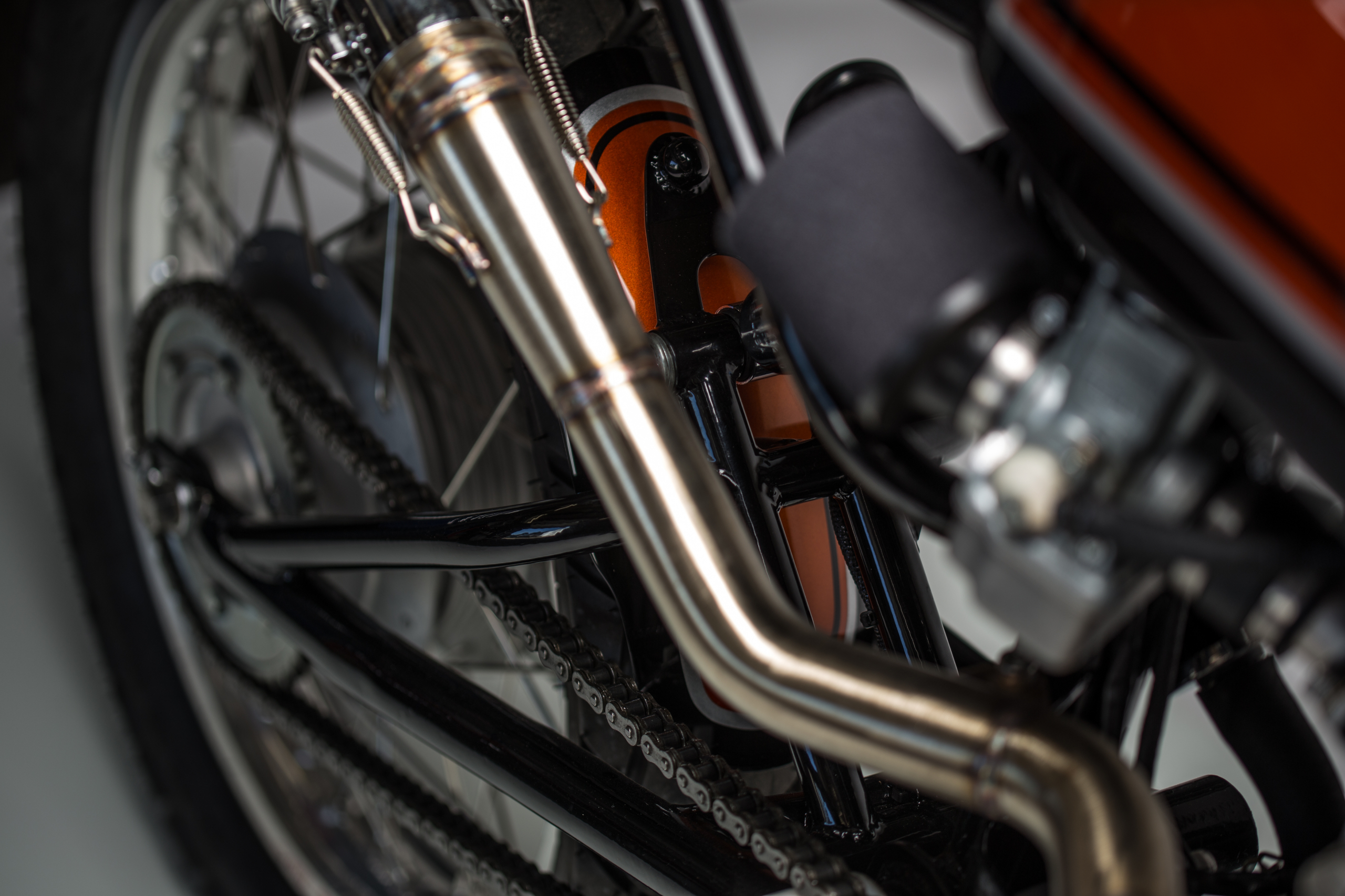 MotoRelic Dastardly Ducati