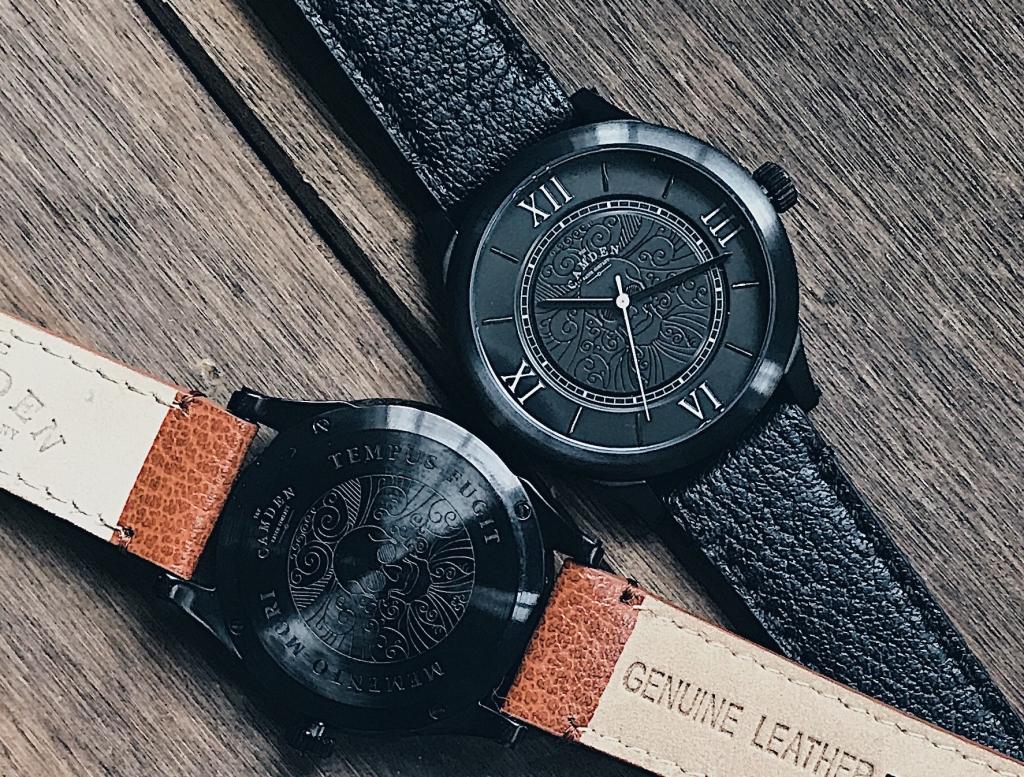 Camden Watch Company Memento Mori