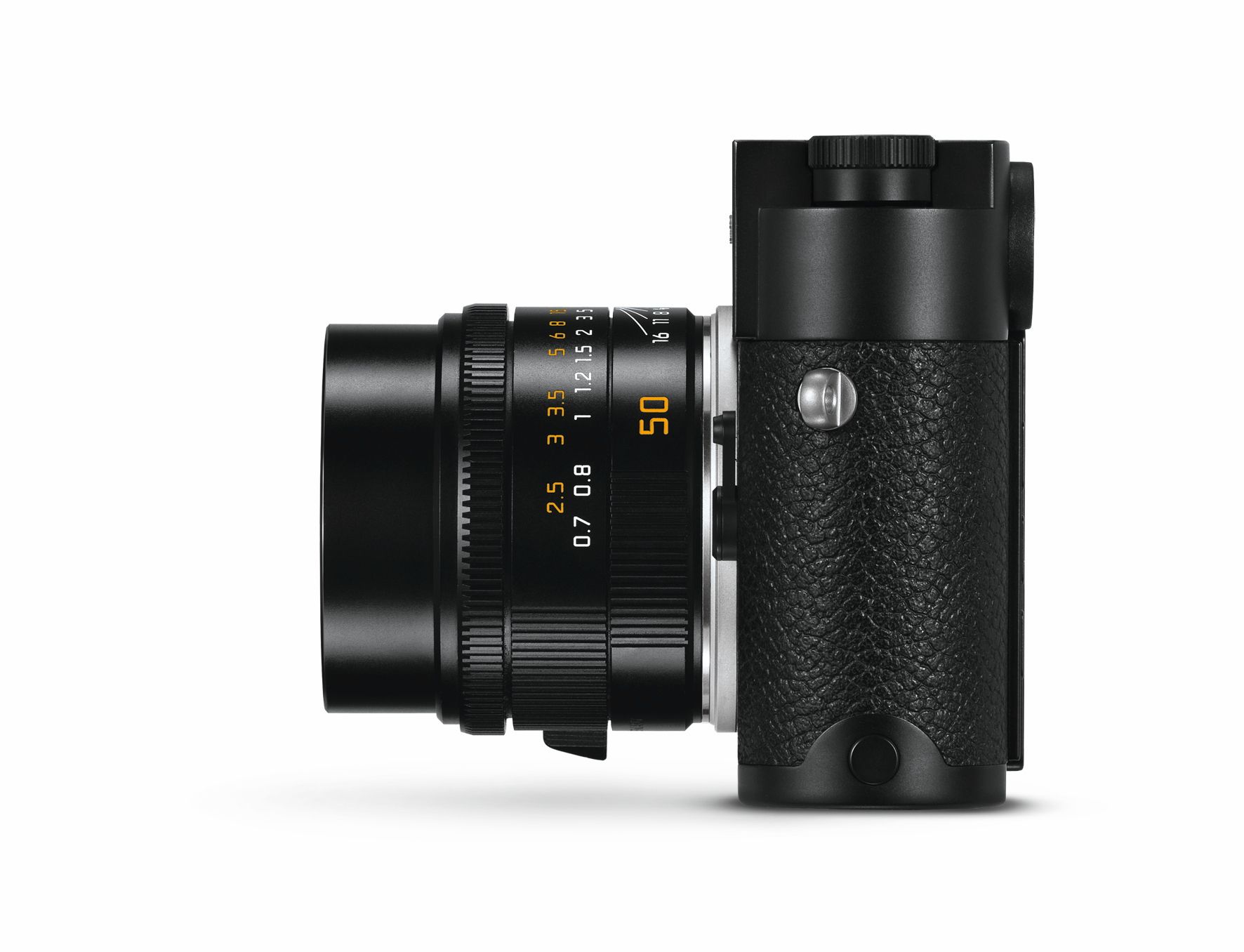 Leica M10 side profile