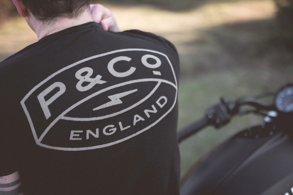 P&Co Clothing Shoot