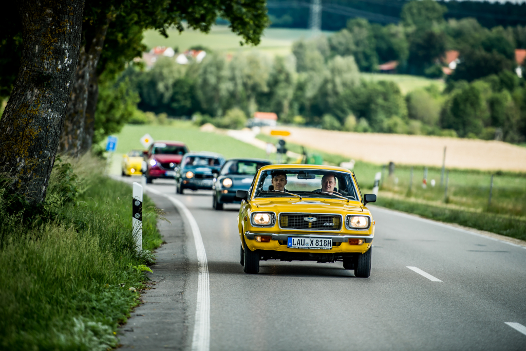 Mazda Cosmo Rally Germany