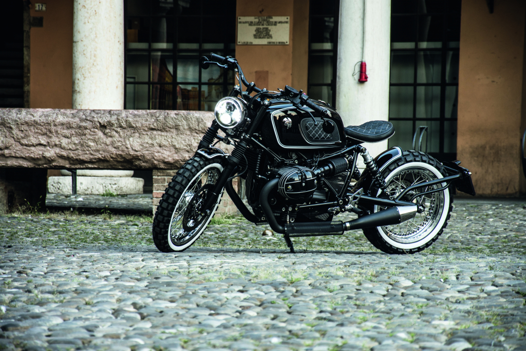 ARES DESIGN for the BMW R nineT - Street - Profile