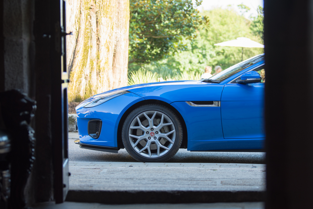 Jaguar F Type Boringdon 2018-1