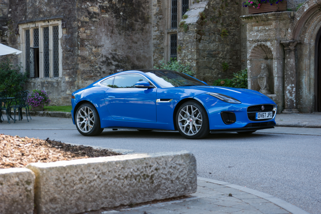 Jaguar F Type Boringdon 2018-2