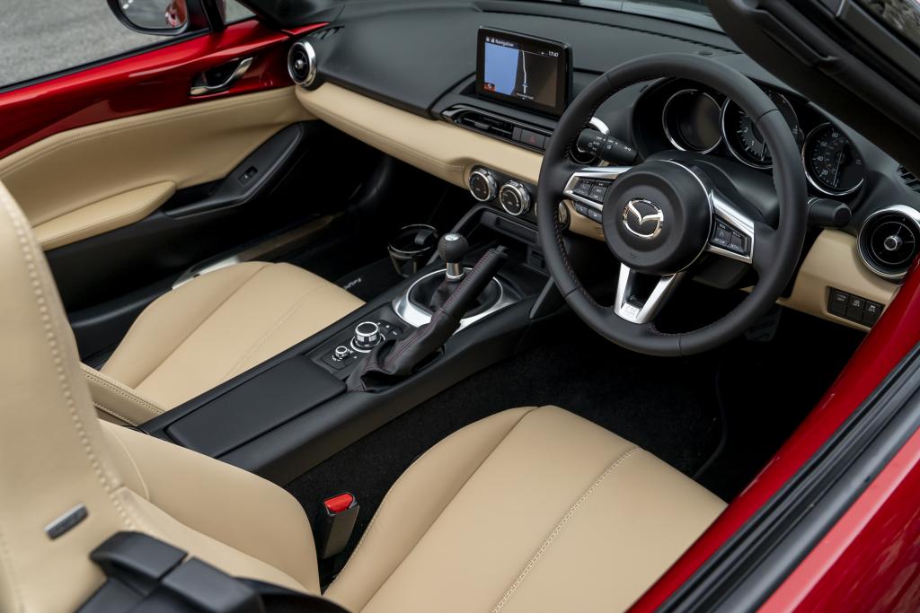 Mazda MX-5 184 PS
