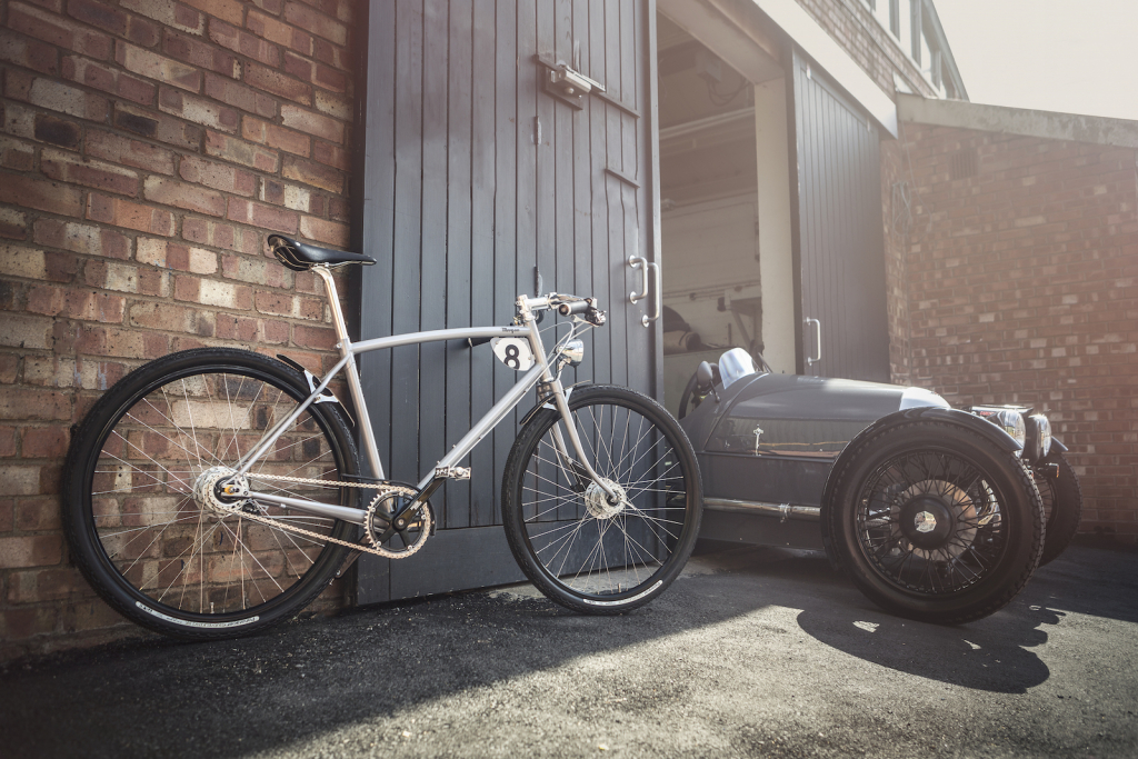 Pashley x Morgan Motor Company