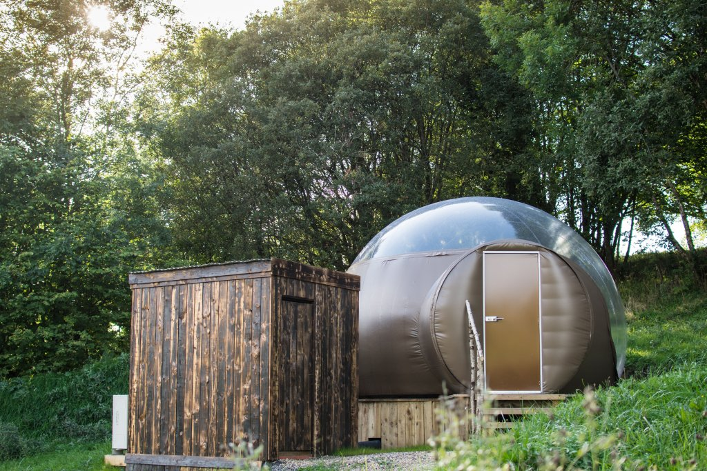 Finn Lough Bubble Pod