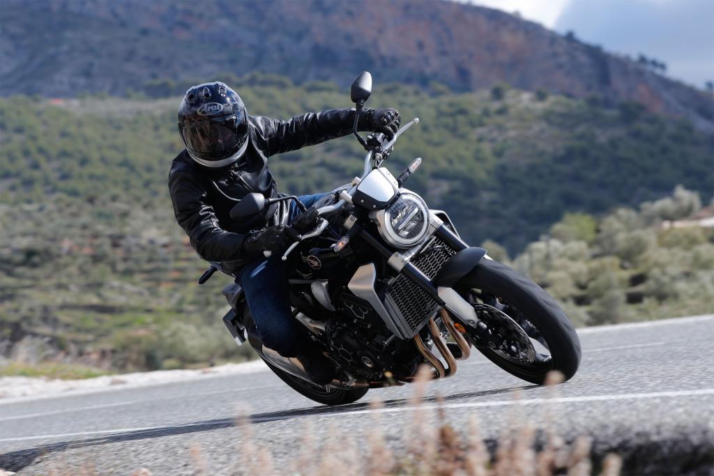 Honda CB1000R+ 2018