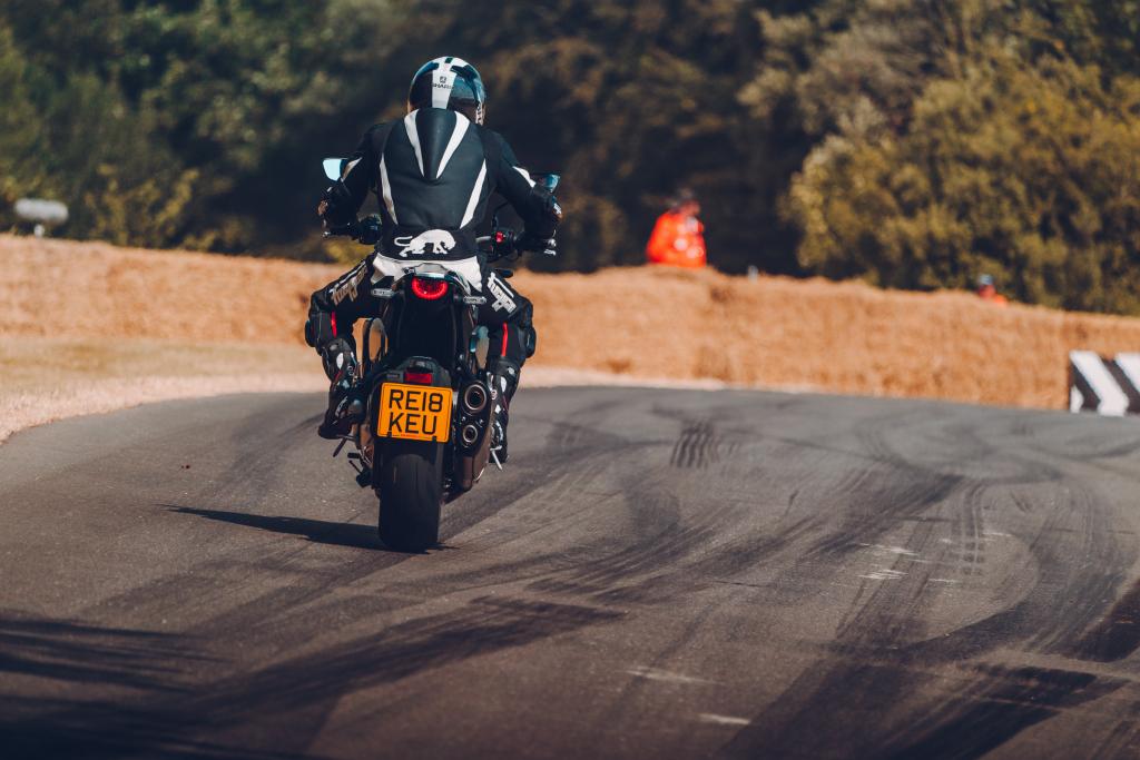 Honda CB1000R+ 2018 at Goodwood Festival of Speed
