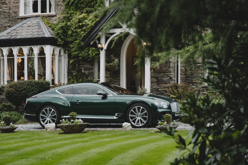 2018 Bentley Continental Gt Lake District