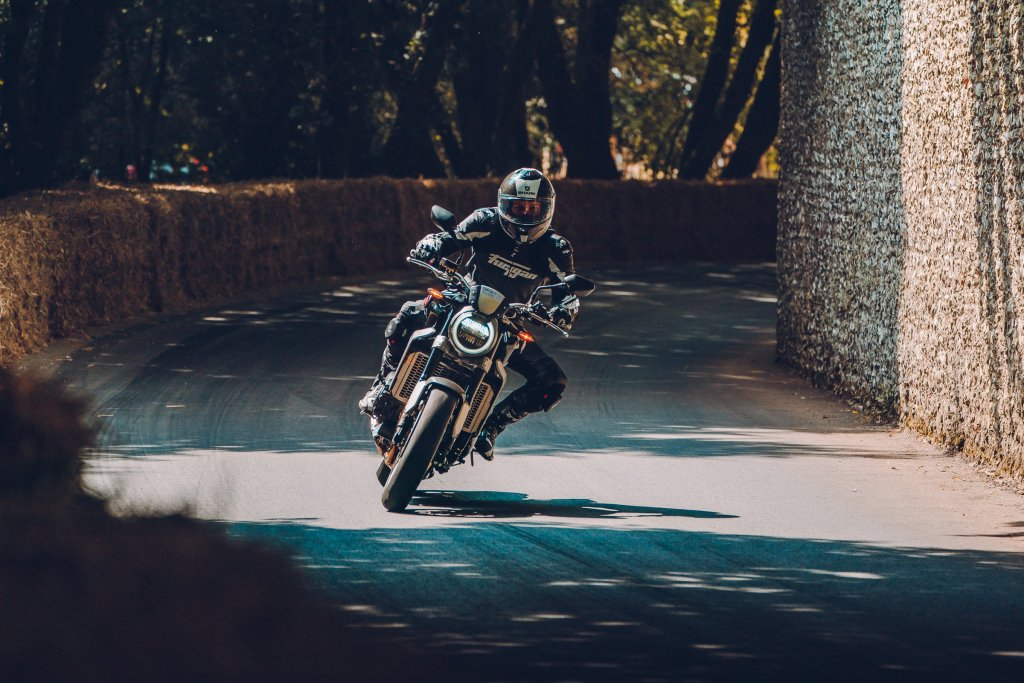Honda CB1000R+ 2018 at Goodwood Festival of Speed