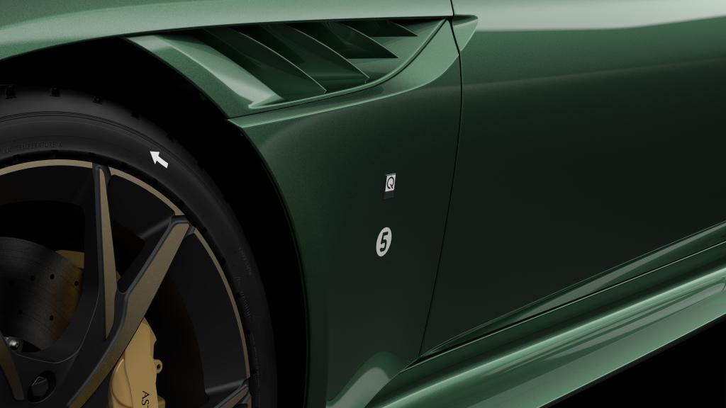 Q by Aston Martin unveils DBS 59