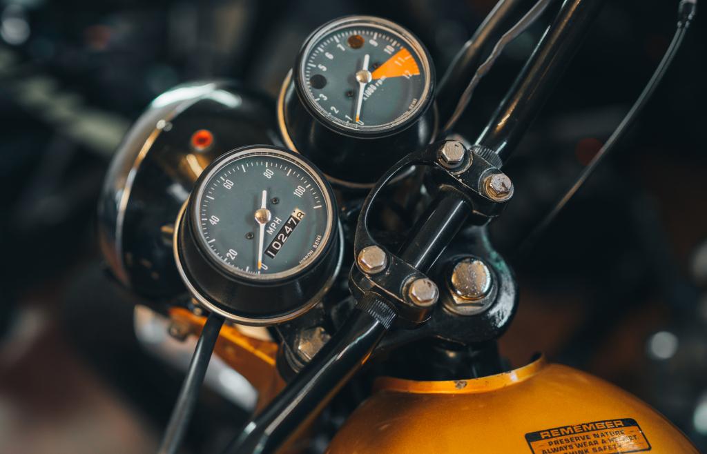 Honda CB175 Film