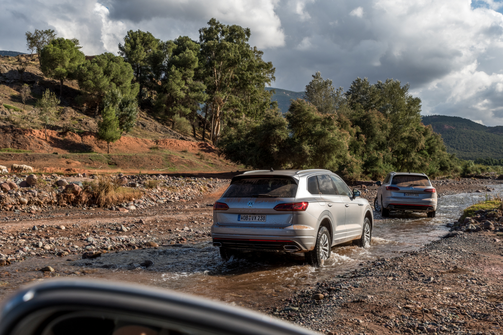 Marrakech VW Touareg 2018