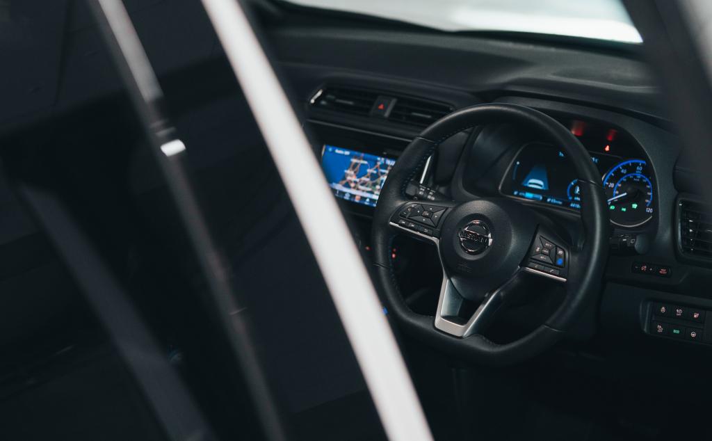 Nissan Leaf Amsterdam
