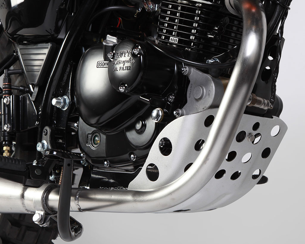 Mutt Motorcycles Super 4