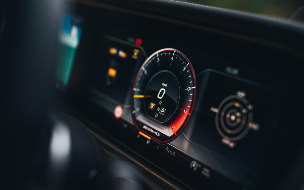 Mercedes-AMG G63 2019