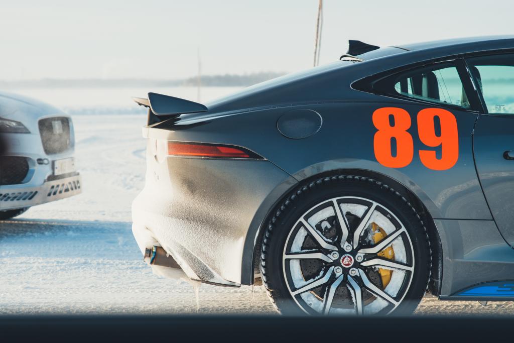 Jaguar Ice Drive 2019-22