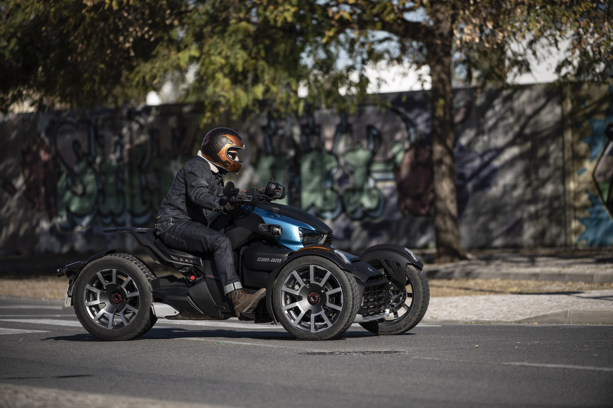 Flat-Out Magazine | First ride: Can-Am Ryker – Flat-Out Magazine