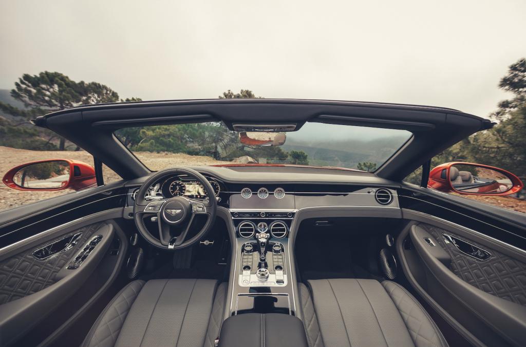 2019 Bentley Continental GT Convertible GTC