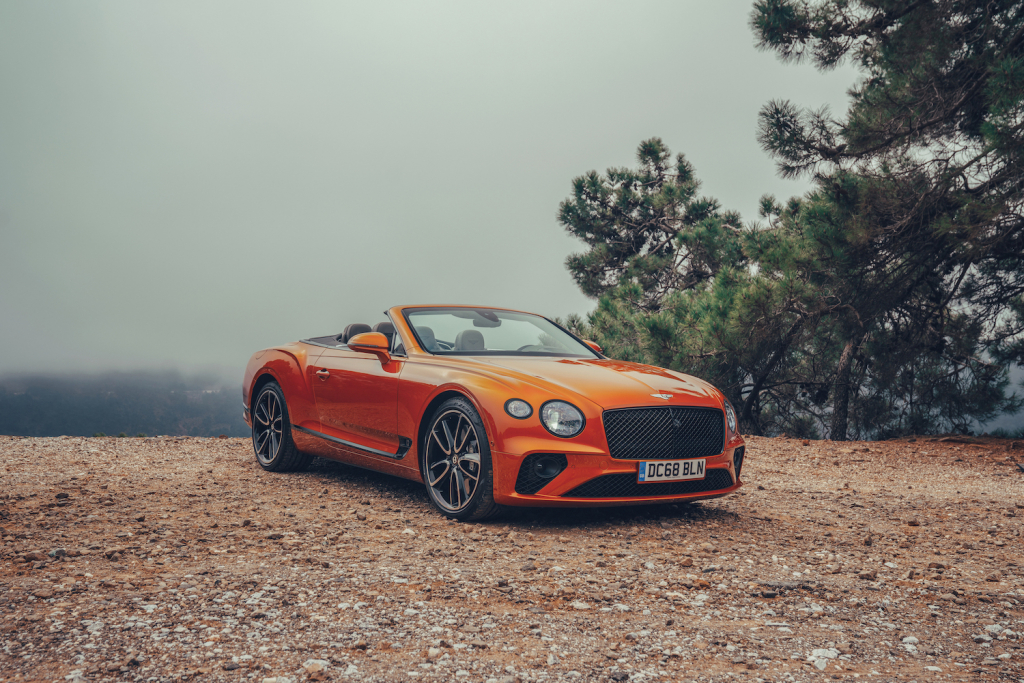 2019 Bentley Continental GT Convertible GTC