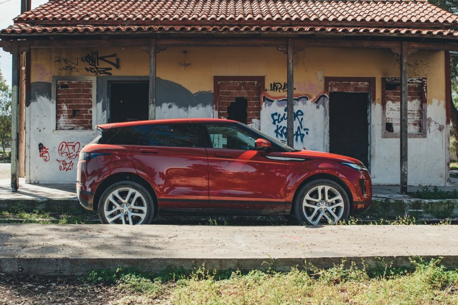Range Rover Evoque Greece 2019-10